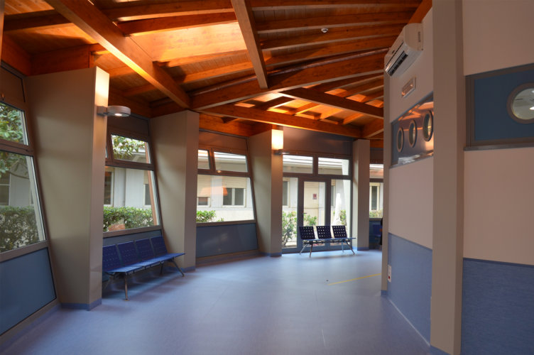 Ludoteca Palidoro – Ospedale Bambino Gesù, Fiumicino